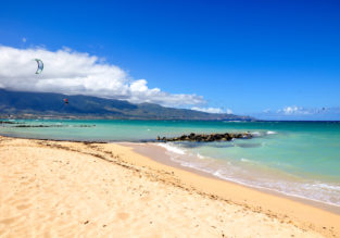 Cheap flights from Texas to Kahului, Hawaii for just $394!