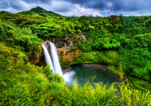 Cheap flights from California, Utah and Arizona to Hawaii from only $364!