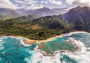 Cheap flights from Vienna to Hawaii from only €556!