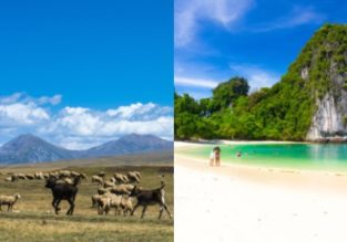 Kazakhstan and Thailand in one trip from Kyiv from only €446!