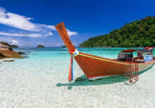 PEAK SEASON! Cheap Turkish Airlines flights from Croatia or Serbia to Thailand for only €402!