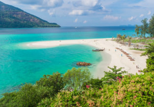 Emirates: Cheap peak season flights from Brussels to Thailand for €444!