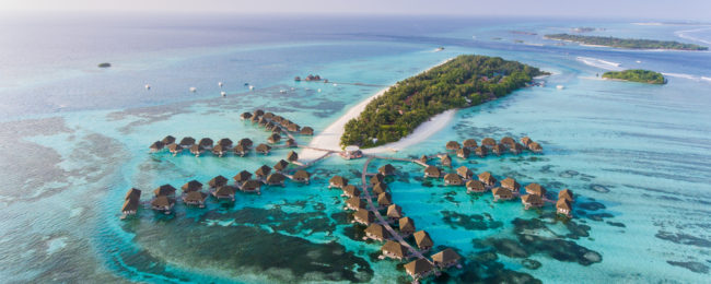 HOT! 4* Air France flights from Milan to Maldives for only €305!