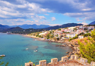 7-night stay at well-rated resort on the Italian Tyrrhenian coast + flights from London for just £119!