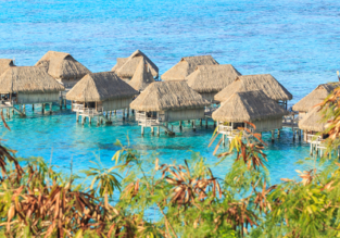Cheap non-stop flights from San Francisco to stunning French Polynesia from only $456!
