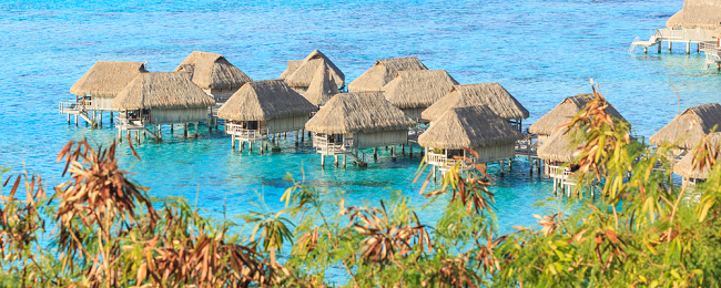 Xmas! Cheap non-stop flights from San Francisco to stunning French Polynesia from only $452!