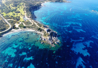MAY! 7-night stay at sea view aparthotel in Sardinia + cheap flights from Budapest for just €93!