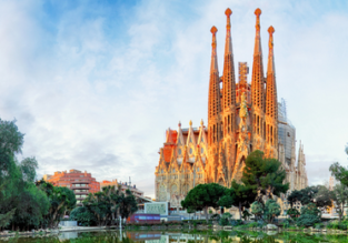 MAY: 5* Lufthansa flights from Germany to Barcelona, Spain from only €71!