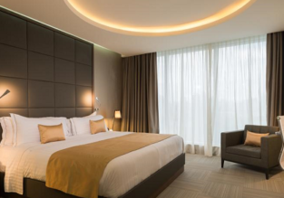X-MAS & NYE! Double room at luxurious 5* Las Americas Golden Tower Panama for only €67! (€33.5/ $41 per person)
