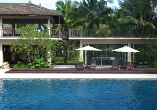 Deluxe double room in 5* beach resort in Khao Lak, Thailand for only €32! (€16/£14 per person)