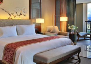X-MAS & NYE! Deluxe room at 5* Four Seasons Ocean Courtyard Sanya, Hainan Island for only €48! (€24/ $30 per person)