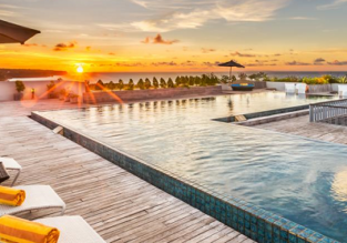 Double room at 5* beach resort in Bali for only €44! (€22/ $27 per person)