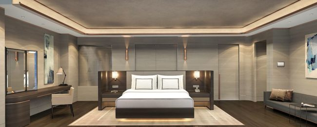 TREAT YOURSELF! 260 sq. m. Presidential Suite in 5* Hilton Istanbul Bakirkoy hotel from €102/$126 per person!