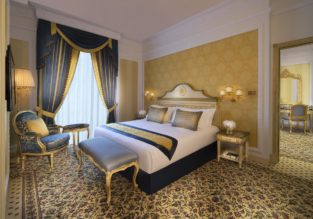 Double room at luxurious 5* Royal Rose Abu Dhabi for only €48! (€24/ £21 per person)