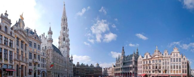 Junior Queen Suite at top rated 4* Hilton Brussels for only €63! (€31.5/ £28 per person)
