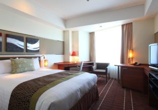 XMAS! Double room at superb 4* Radisson Tokyo Narita for only €69! (€34/ £30 per person)
