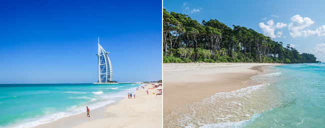 2 in 1: Kyiv to Dubai & exotic Andaman Islands in one trip for only €276!