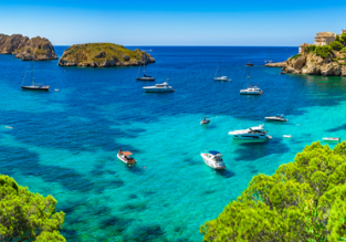 Late Summer! Cheap flights from Amsterdam to Mallorca for just €35!