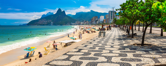 WOW! Cheap full-service flights from Lisbon or Porto to Brazil from only €232!