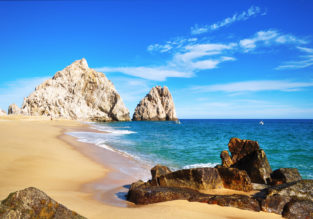 Cheap flights from US cities to San Jose del Cabo from $251!