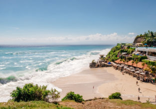 Full-service flights from AU cities to Bali from only AU$416!