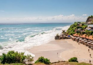 10-night stay in top-rated 4* Ramada hotel in Bali + 5* Cathay Pacific flights from Zurich for €536!