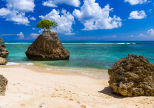 Bali getaway! 2 weeks at top rated hotel + flights from Paris for only €439!