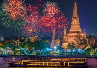 High season! Thai Airways flights between Thai cities from only $68! X-mas and NYE dates for $14 more!