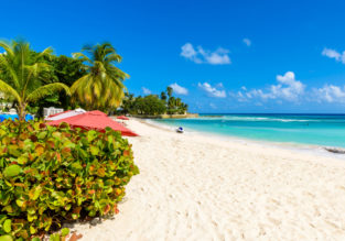 7-night stay at well-rated apartment in Barbados + flights from Los Angeles for $470!