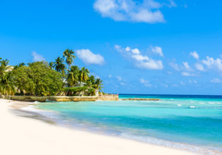 8-night stay at beachfront hotel on Barbados + flights from New York for $444!