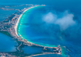 HIGH SEASON! 14-night stay in Cancun, Mexico + direct flights from Manchester for £486!