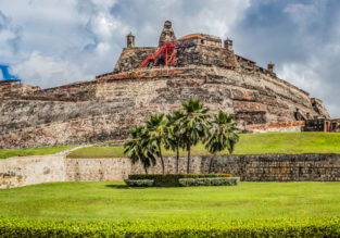 Cheap full-service flights from Denver to Cartagena, Colombia for just $289!
