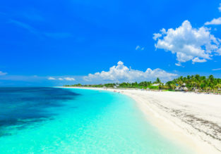 High season! Full-service flights from Spain to the Caribbean from only €310!