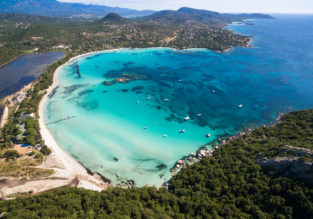 Summer flights from London to Corsica for only £60!
