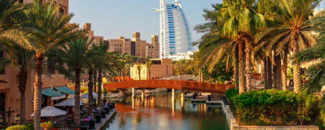 7-night stay at very well-rated 4* hotel in Dubai + direct flights from Sofia for only €238!