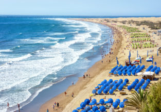 JULY! 7-night stay at beachfront 4* resort & spa in Gran Canaria + cheap flights from UK for just £130!