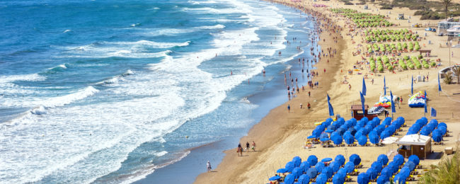 May! 7-night stay at well-rated aparthotel in Gran Canaria + cheap flights from UK for just £156!