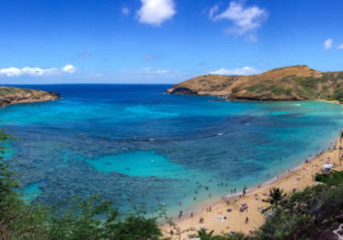 Cheap flights from Denver or Houston to Hawaii for only $314!