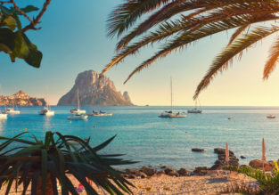 Summer! Cheap flights from London to Ibiza for only £34!