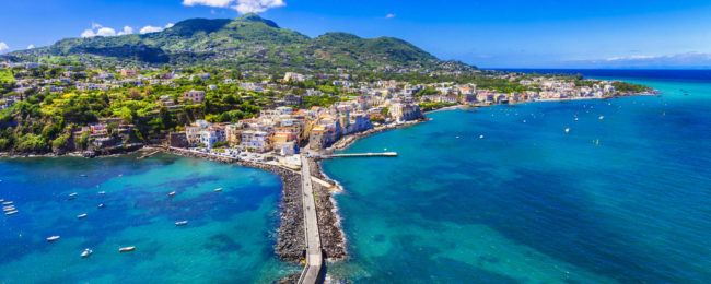 Half Board 7 Night Ischia Island Getaway Top Rated Beach Hotel Spa Flights From