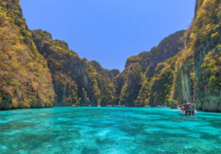 Xmas in Thailand! Phuket, Phi Phi Islands, Krabi and Koh Samui in one trip from Budapest for €422!