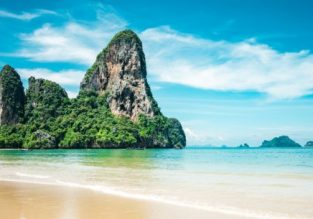 5-night stay at well-rated hotel in Krabi + cheap flights from Bangkok for just $120!