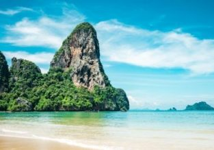 WOW! Cheap flights from Scandinavia or Finland to Krabi, Thailand from only €209 return!