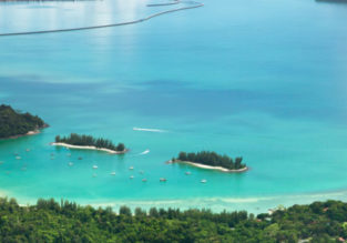 High season! 5* Qatar Airways: cheap flights from Madrid to Langkawi for €425!