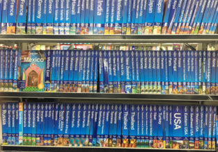 Lonely Planet: Spend £10/€10/$15 and get a FREE Guide to The World!