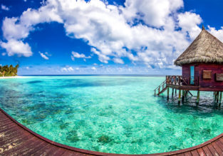 5* Qatar Airways: cheap flights to Maldives from Serbia, Bosnia and Bulgaria from just €393!