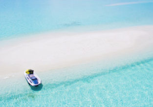 8-night stay in top-rated beach hotel in stunning Maldives + flights from South Korea for $493!