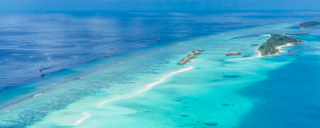 12-night Maldives getaway! B&B stay at top rated hotel + flights from Paris for €561!