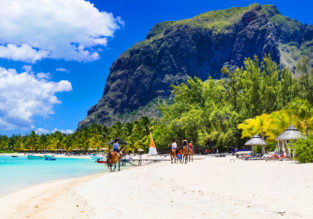 Cheap non-stop flights from London to Mauritius for only £337!