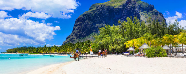 Cheap non-stop flights from London to Mauritius for only £299!